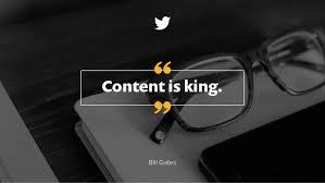 Content is queen image