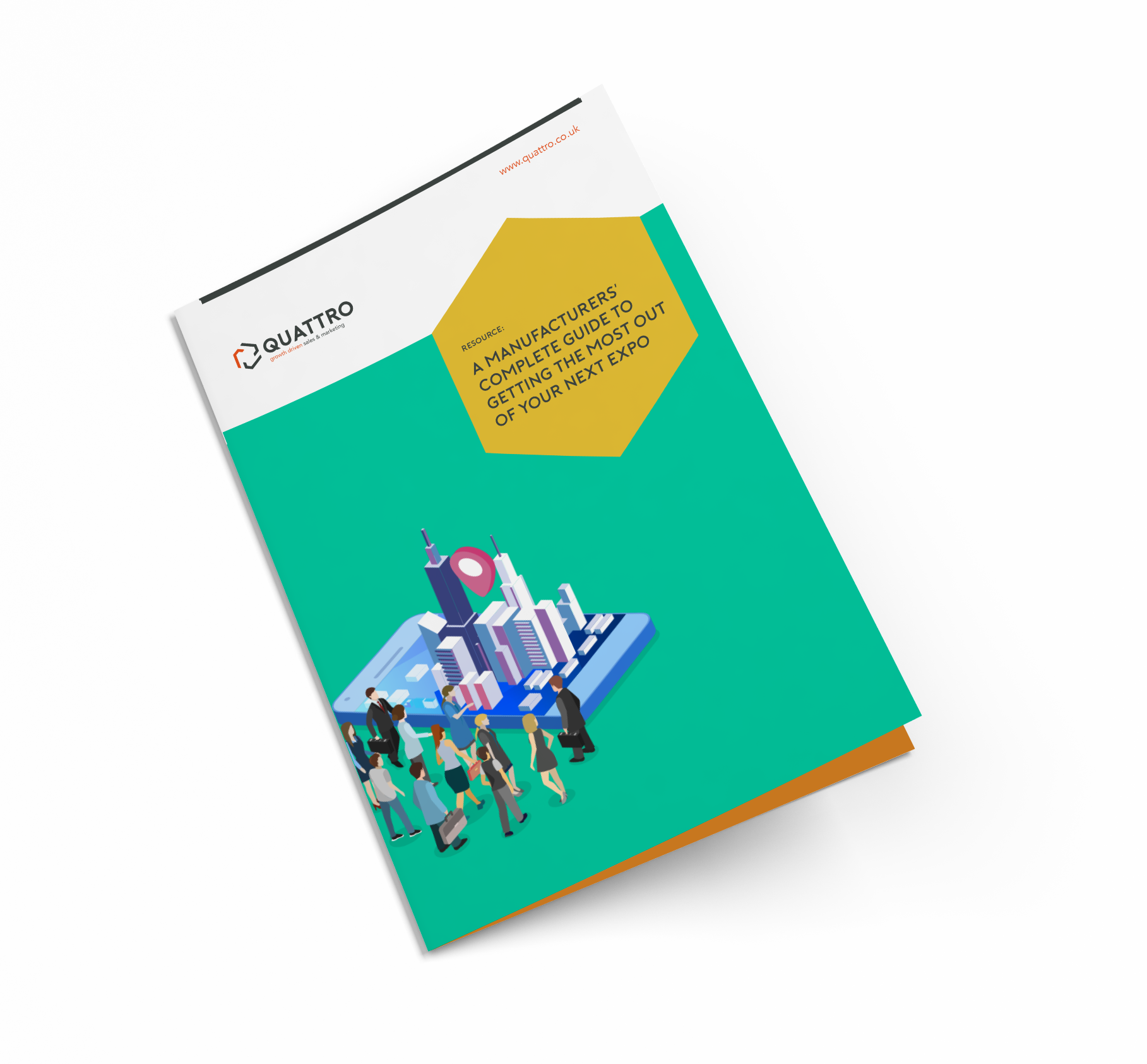 Manufacturing Whitepaper front cover