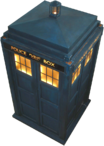 Growth driven design allows you to change your website like going back in time tardis image